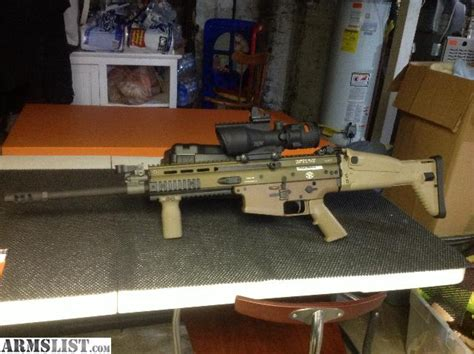 Fn Jeep Colorado Springs Armslist For Sale Trade Scar 17s 308 Fde With 6x48