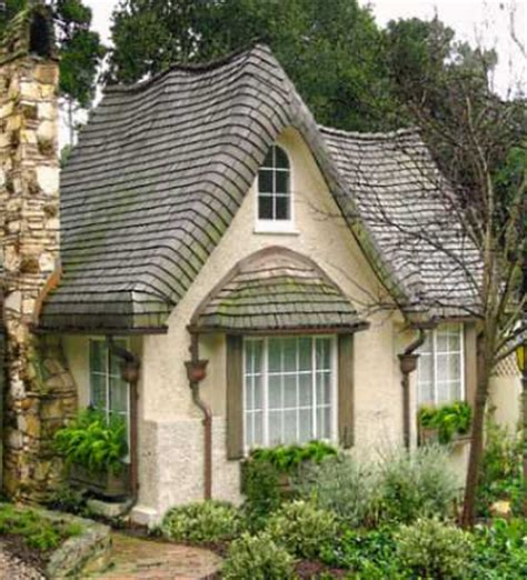 tiny english cottage house plans fairytale cottages once upon a time