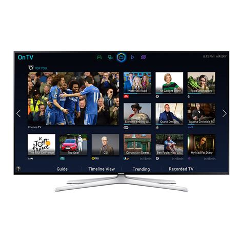 Led Samsung Smart Tv 40 Inch samsung 40 inch h6240 series 6 smart 3d hd led tv