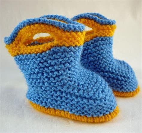 knitting pattern errors splish splash splosh baby booties knitting pattern by