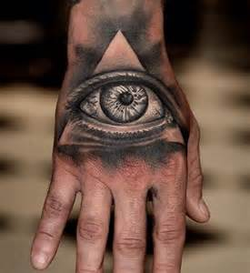 30 mysterious illuminati tattoo designs enlighten yourself