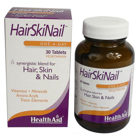 Diskon Wellness Skin Hair Nails Formula 30 Tablets health aid hair skin nail formula 30 tablets ebay