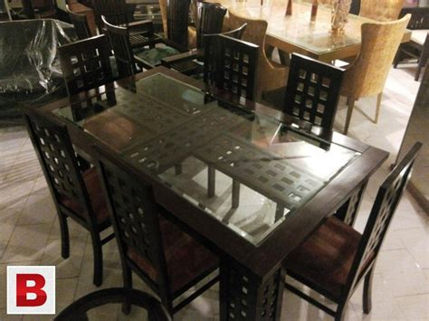Beautiful Dining Table By Vif At Cheap Rates Karachi Dining Table Rates