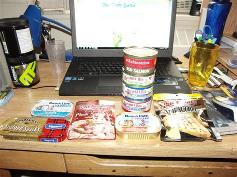 food for college room the food guru the ultimate snack canned fish