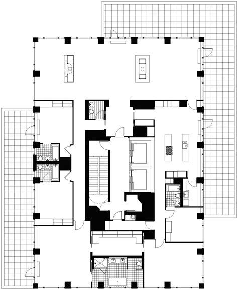 philip johnson glass house floor plan 100 philip johnson glass house floor plan ad
