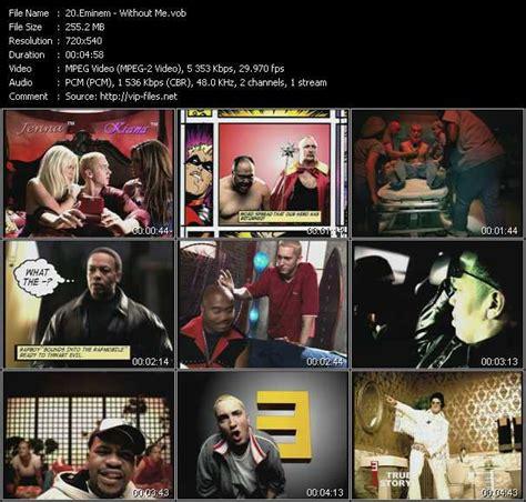 eminem dvd eminem without me download high quality video vob