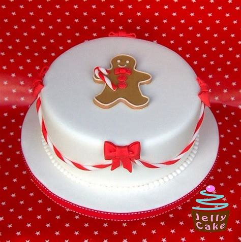21 best christmas cake ideas images on pinterest