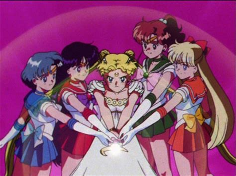 Makeup Di Guardian sailor moon episode 46 the sailor team against