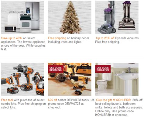 home depot cyber monday sale 25 dyson 5 50