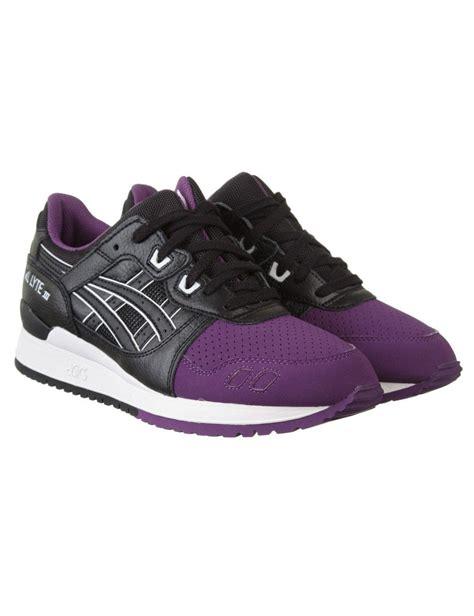 Asics Gel Lyte Iii Lavender Pack Premium Bnib Free Tas Sepatu asics purple gel lyte