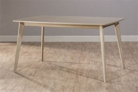 Weathered Gray Dining Table Hillsdale Bronx Rectangle Dining Table Light Weathered Gray 4017 814 Hillsdalefurnituremart