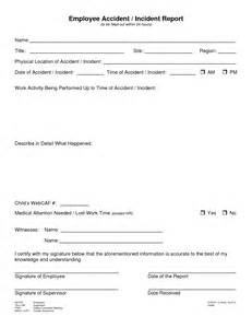 Hr Incident Report Template by Hr Incident Report Template Best Photos Of Hr