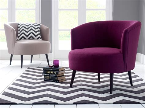 Side Chairs For Living Room Design Ideas Purple Accent Chairs Living Room Chairs Seating