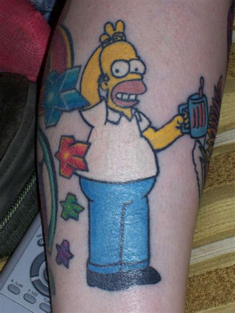 homer designs ideas and meaning tattoos