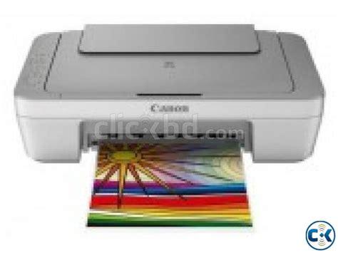 Canon Pixma Mg2570 Printer All In One canon pixma mg2570 printer all in one a4 color inkjet usb clickbd