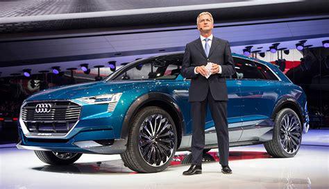 Warum Audi warum audi chef stadler die diesel krise positiv sieht