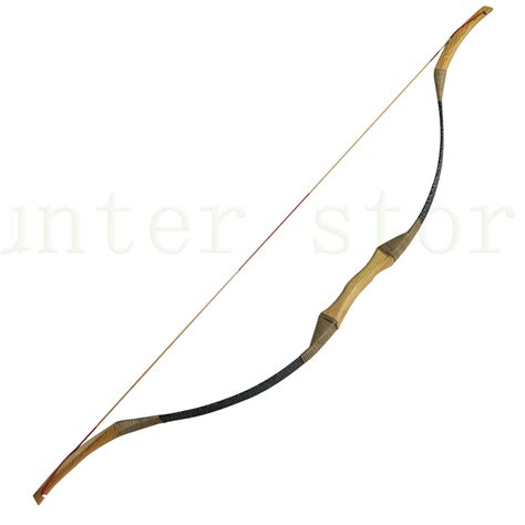 Handmade Wooden Bows - buy 50lbs recurve bow 31 inch carbon arrow