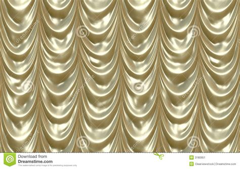 shiny gold curtains luxurious shiny gold curtains stock image image 3180951