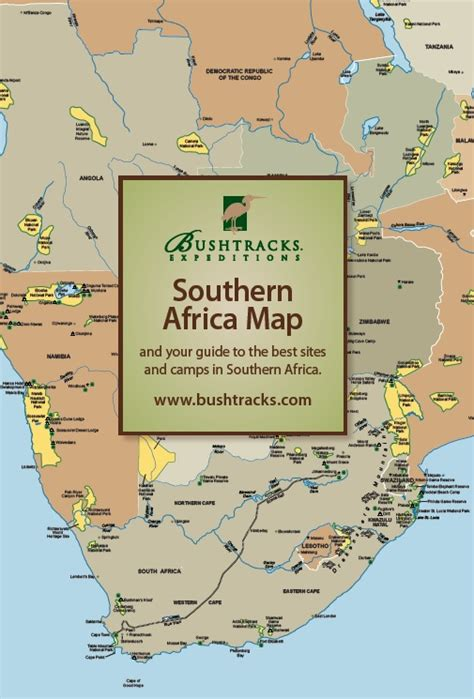 southern africa map map of southern africa