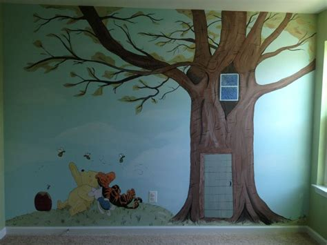 Vintage Winnie The Pooh Wall Murals Classic Winnie The Classic Winnie The Pooh Wall Decals For Nursery