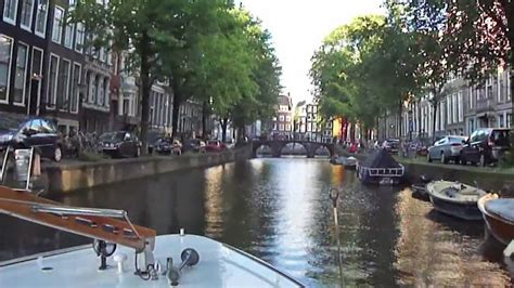 boat tours close to me amsterdam canal boat tour youtube