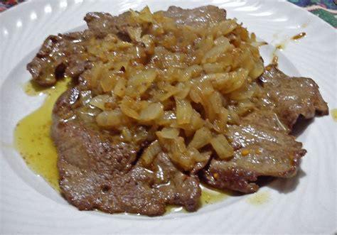 come si cucina il fegato alla veneziana fegato alla veneziana piatti facili