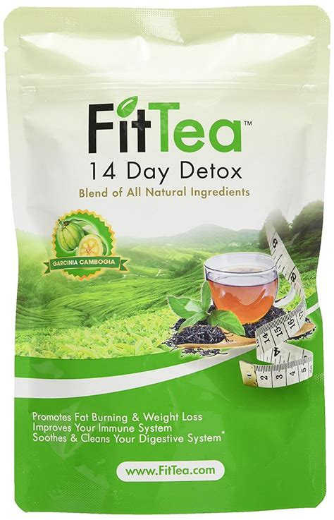 Fit Tea 28 Day Detox Results by Fit Tea Detox Review Update May 2018 19 Things You