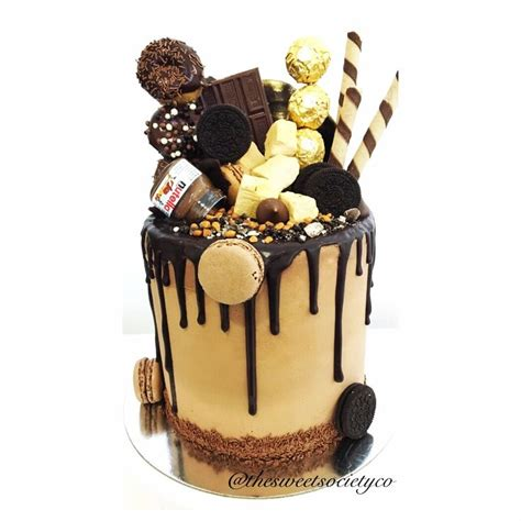 Chocolate Wedding Cake Ideas by The 25 Best Chocolate Drip Cake Ideas On