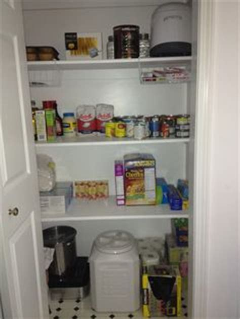Turn Closet Into Pantry by Turn Coat Closet Into Pantry Home Decor