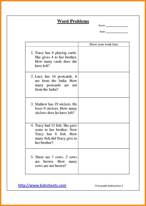 2nd Grade Common Math Word Problems Worksheets by Common Math Problems Worksheets Common Best Free