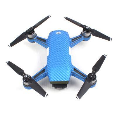 Sticker Drone Xiro Loreng Biru dji spark drone decal sticker rchobbyjakarta