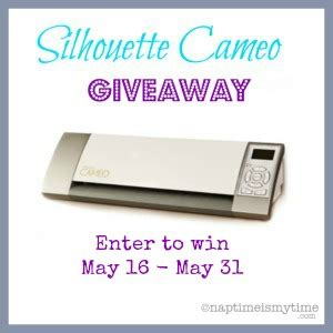 Silhouette Cameo Giveaway - silhouette cameo giveaway wildflowers whimsy