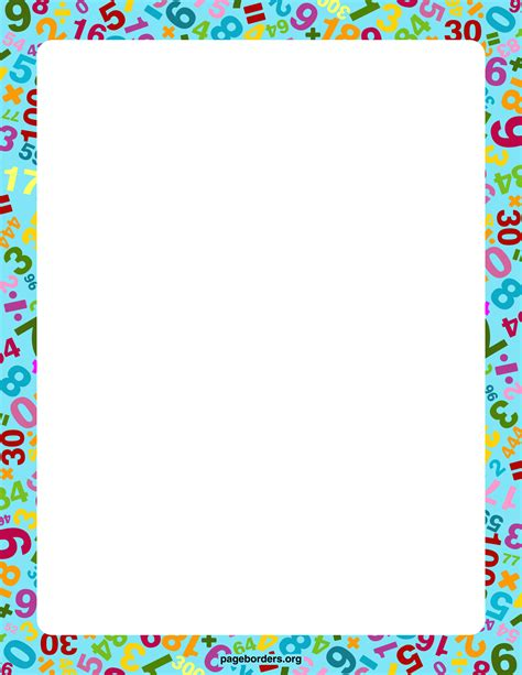 border clipart math border 2 math border free cliparts that you can