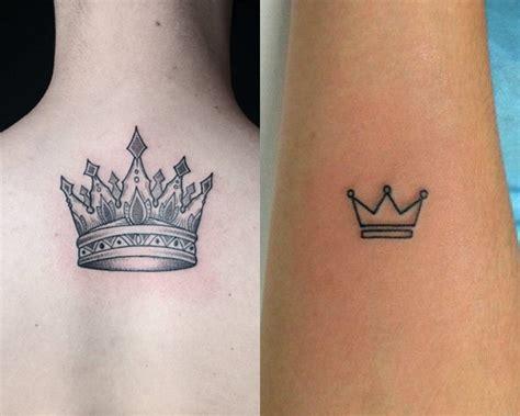 tatuagens de coroa conhe 231 a alguns significados e