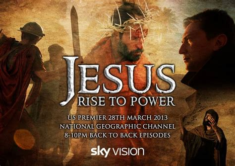 The Rise To Power jesus rise to power richard touch