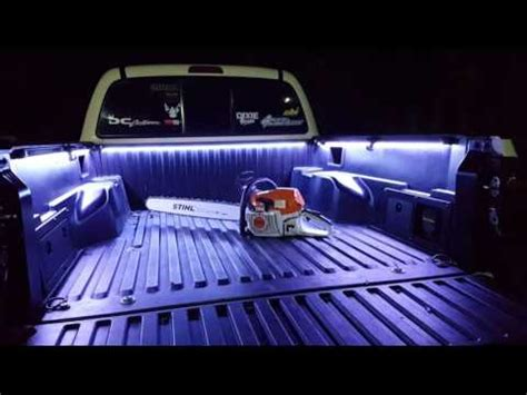 underglow lights for lifted trucks toyota truck bed led lights underglow for toyota