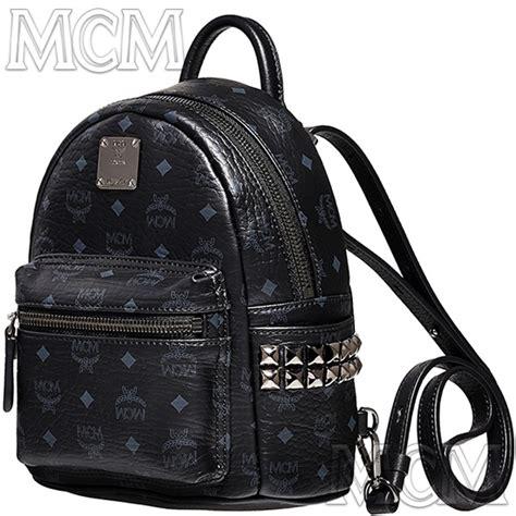Mcm Bebeboo Black 2015 genuine mcm stark bebe boo x mini backpack black mmk5sve92bk warranty ebay
