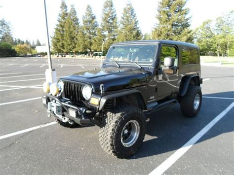 2006 Jeep Lifted Sell Used 2006 Jeep Wrangler Unlimited Sport Utility 2