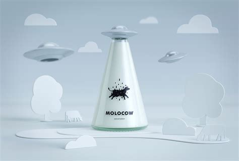 design milk location molocow concept milk package concept on packaging of the