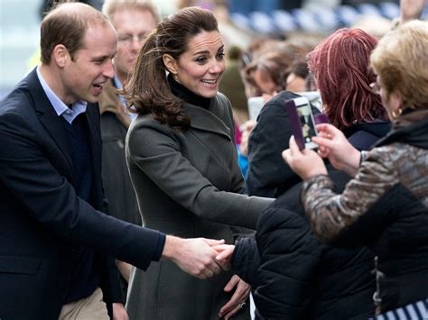 Prince William And Kate Middleton Back On by Prince William And Kate Return To Their Married Home