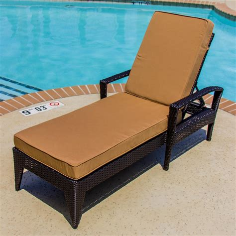 Resin Wicker Chaise Lounge Chair Design Ideas Providence 3 Resin Wicker Patio Chaise Lounge Set