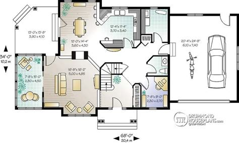 Drummond House Plan Drummond House Plans