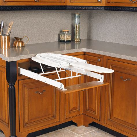 Built In Ironing Board Drawer by Hafele Ironfix Built In Drawer Mount Ironing Board