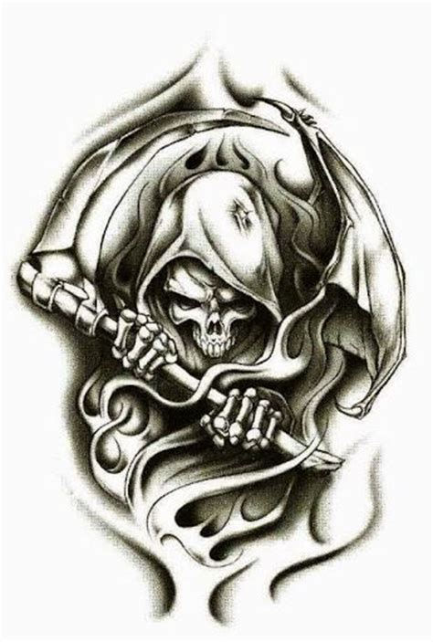 grand reaper tattoos best 25 grim reaper ideas on reaper