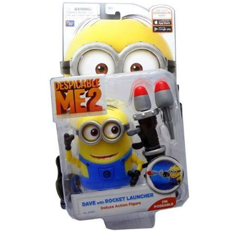 Minion Dave Rocket 17 best images about despicable me 2 collectibles on