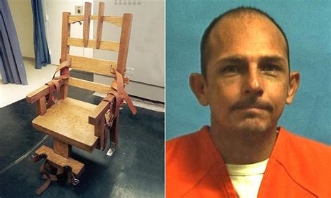 Double Murderer Wayne Doty Becomes First Florida Inmate To Liberals Furious When Gets The Electric Chair In A