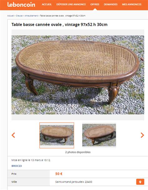 Table Basse Le Bon Coin 4015 by Table Basse Ancienne Le Bon Coin Ezooq