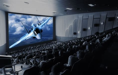 Proyektor Cinema Cinema Projection Screens
