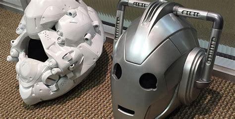 helmet design with joseph drust cyberman helmet breakdown by joseph drust zbrushtuts