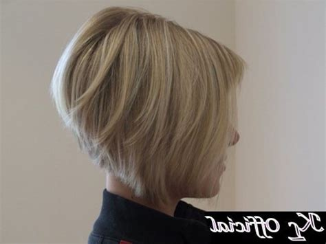 pictures of layered short bob haircuts front and back front and back view of hairstyles short layered bob